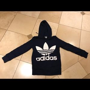 Adidas hoodies NAVY Color NEW!